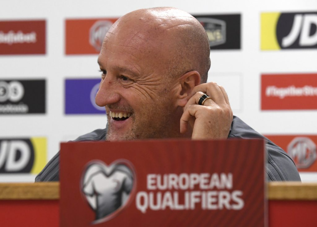 National Coach Rossi Before England Match: 'In Hungary, Everyone Can Live Freely Regardless of Skin Color or Sexual Orientation' post's picture