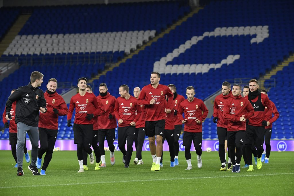Wales-Hungary: Winner Takes All But Loser Will Get Second Chance post's picture