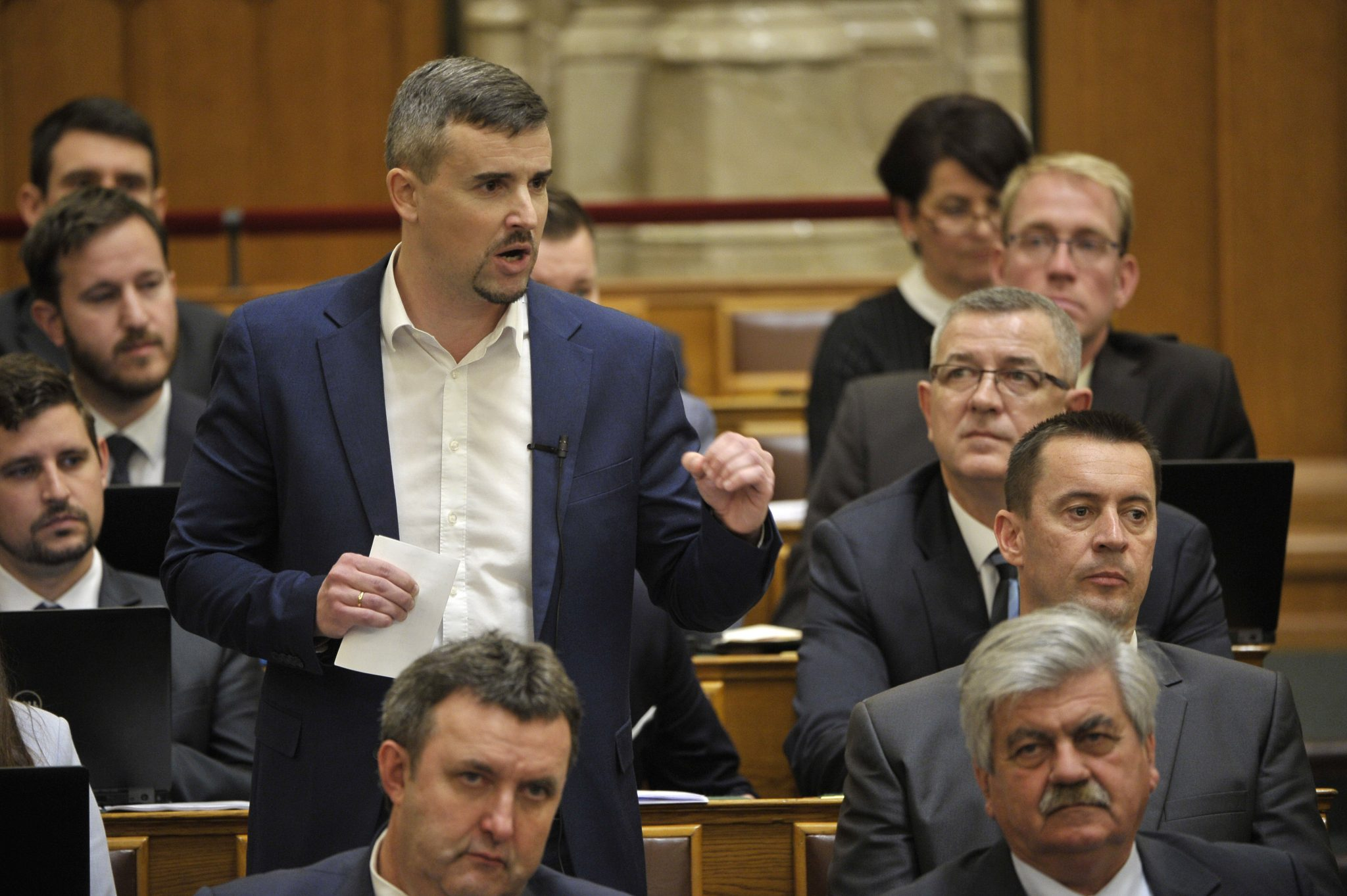 Jobbik Calls for Scrapping PIT for Young Adults post's picture