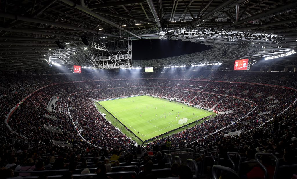 Gov't: Hungary Ready to Host Champions League Final in New Puskás Arena post's picture