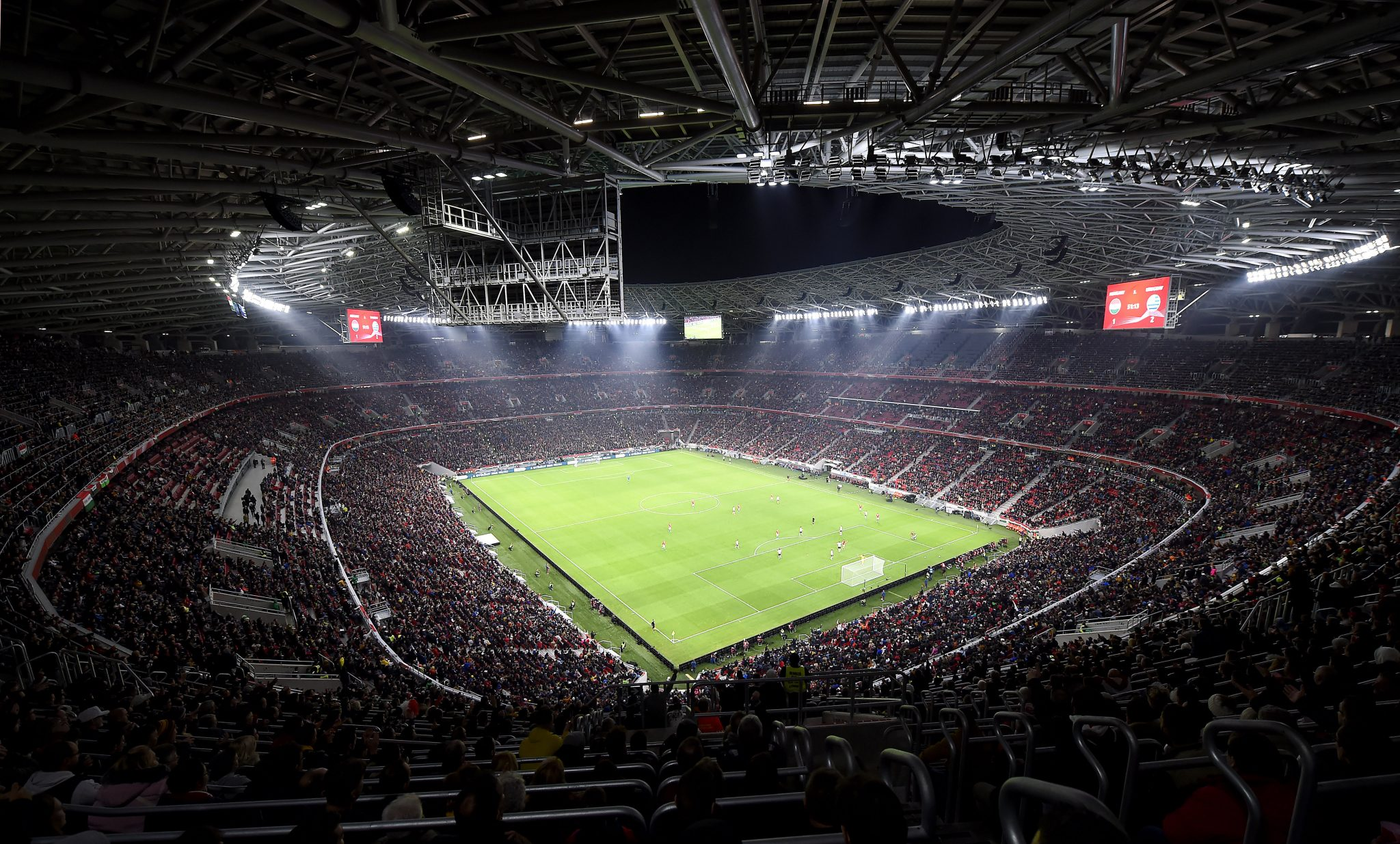 Puskás Arena to Host 2022 Europa League Final post's picture