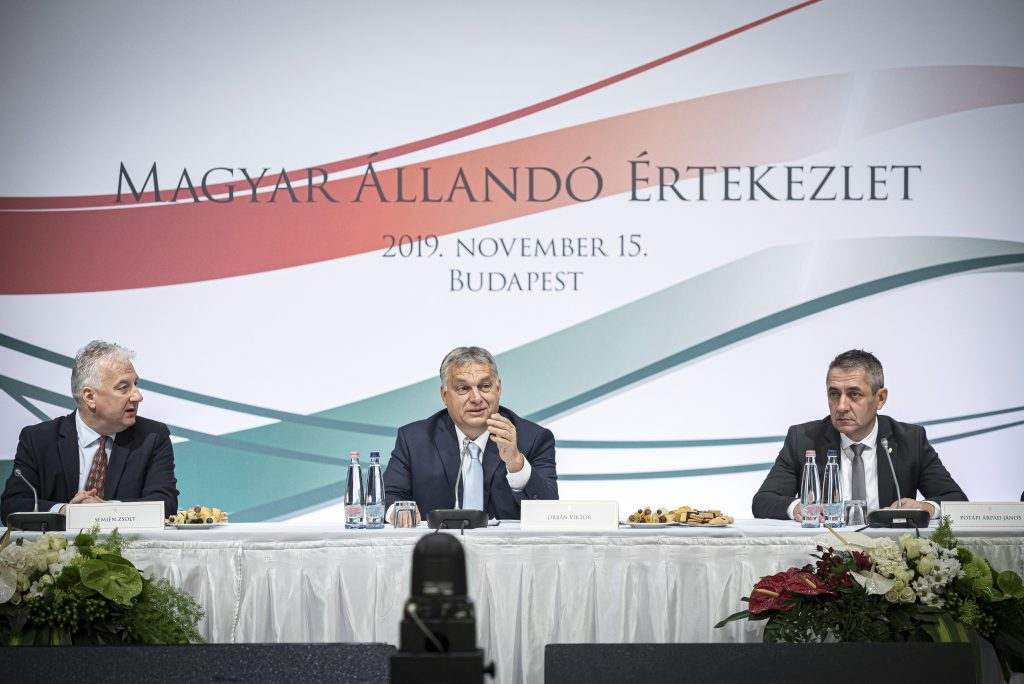 Orbán: Ethnic Hungarians Best Represented by 'Purely' Ethnic Hungarian Parties post's picture