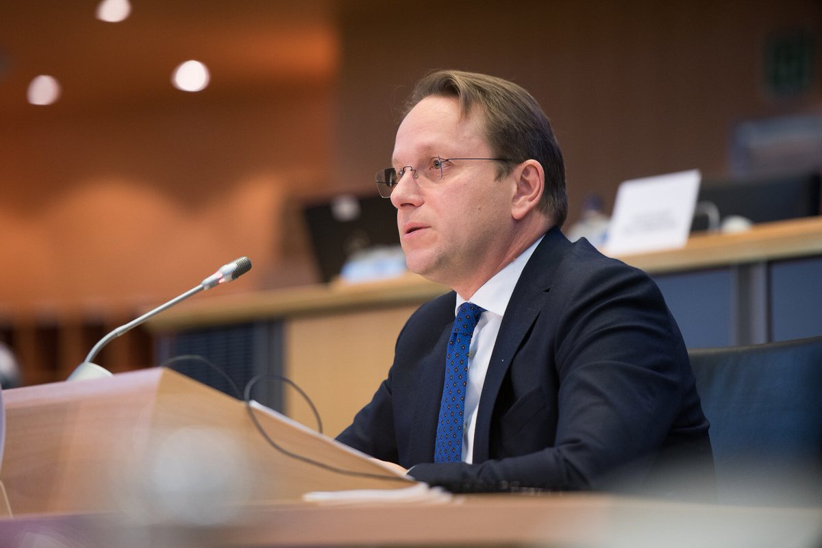 EP Committee Refuses to Give Greenlight to Várhelyi, Must Answer Further Questions post's picture