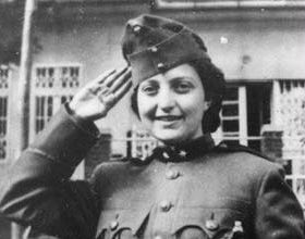 Poet and Parachutist Hanna Szenes to Receive Statue in Budapest post's picture
