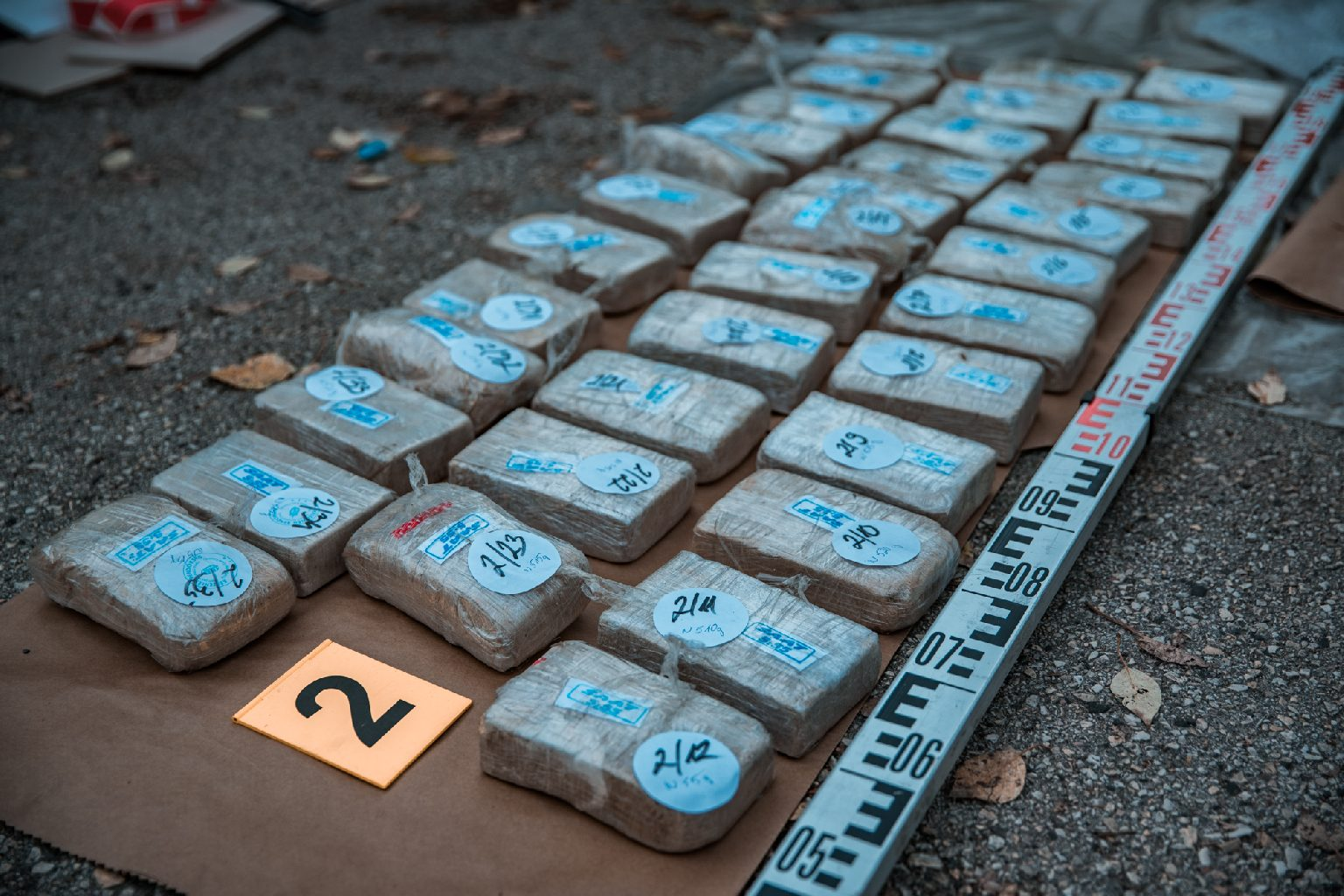 Record 730 Kilos of Heroin Seized in Hungary-Slovenia Operation post's picture