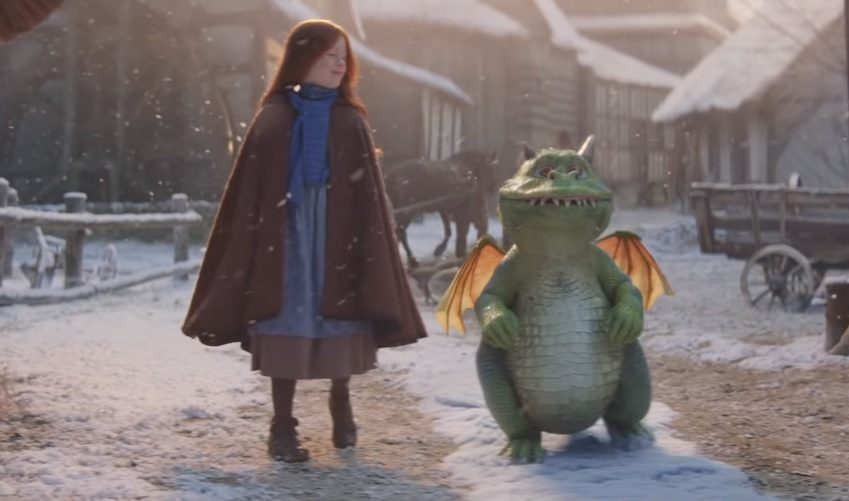 One of the Year's Most Anticipated Christmas Ads Shot in Hungary – Video! post's picture