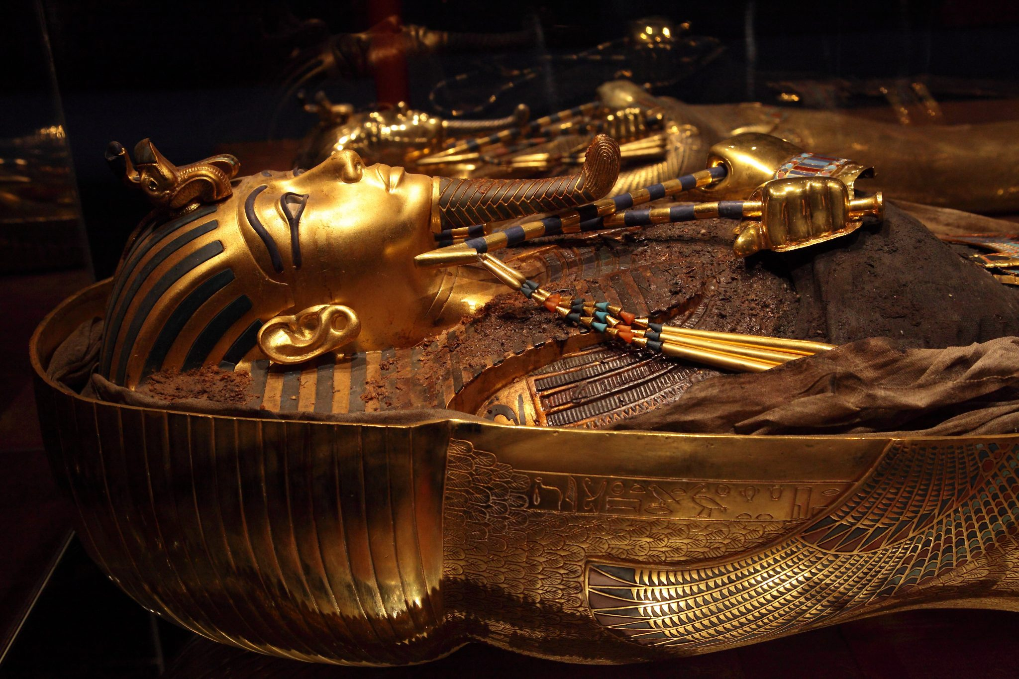 Tutankhamun Exhibit Opens in Budapest post's picture