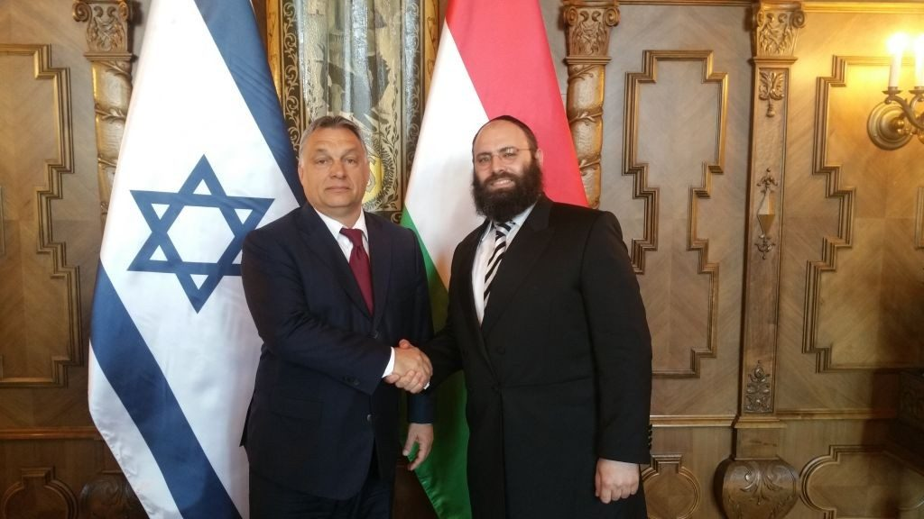 European Jewish Association Head Thanks Orbán for Supporting Israel, Jews post's picture