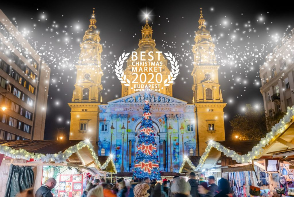 Advent Feast at the Basilica Wins Best Christmas Market in Europe Title post's picture
