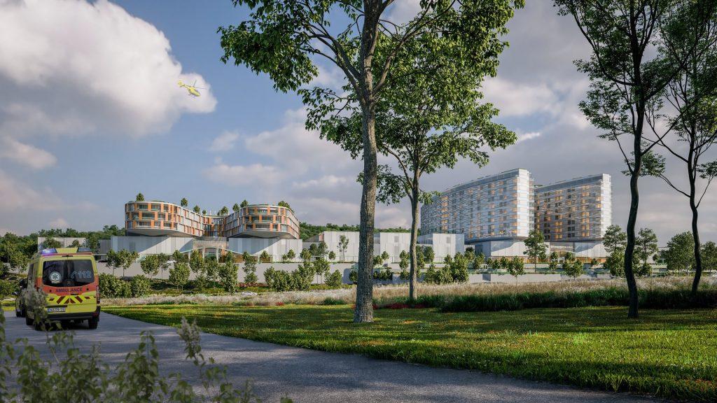 Fiery Debate Regarding Budapest's 'Superhospital' post's picture