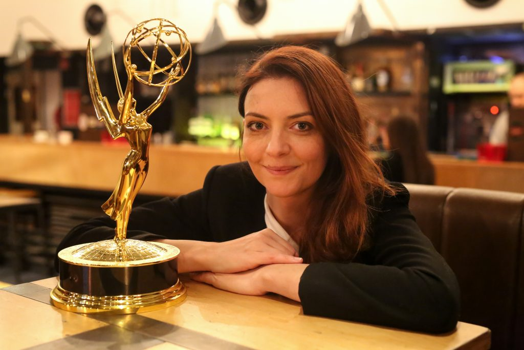 "Emmy Winner Marina Gera to Hungary Today: ""You have to work hard for everything and luck only comes then, if it even comes"" post's picture"