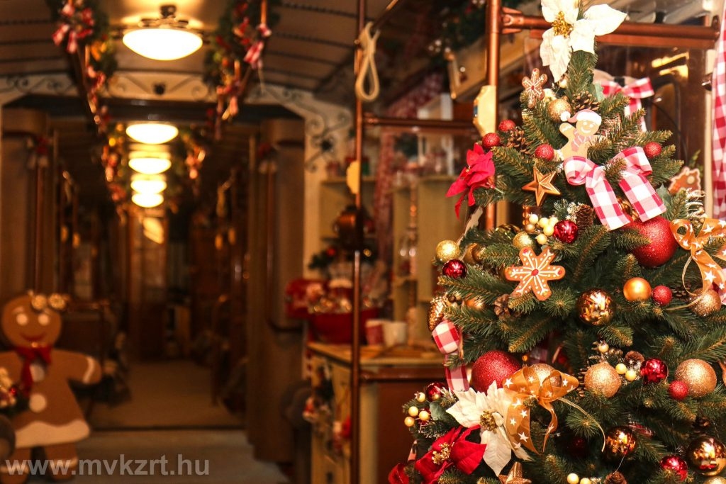 Advent Tram in Miskolc: Travel on a Spectacular Gingerbread House! post's picture