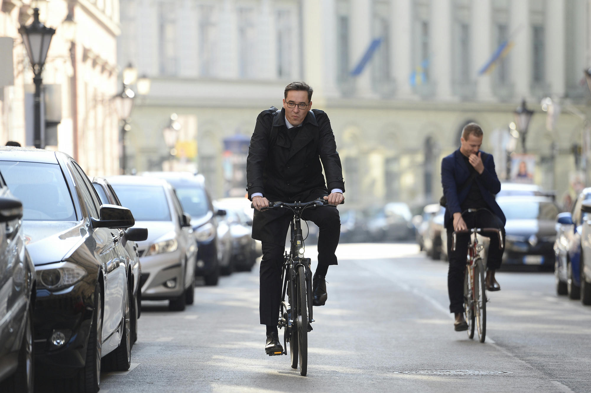 Budapest Leadership Plans to Raise Cycling Transport Share in Downtown Traffic post's picture