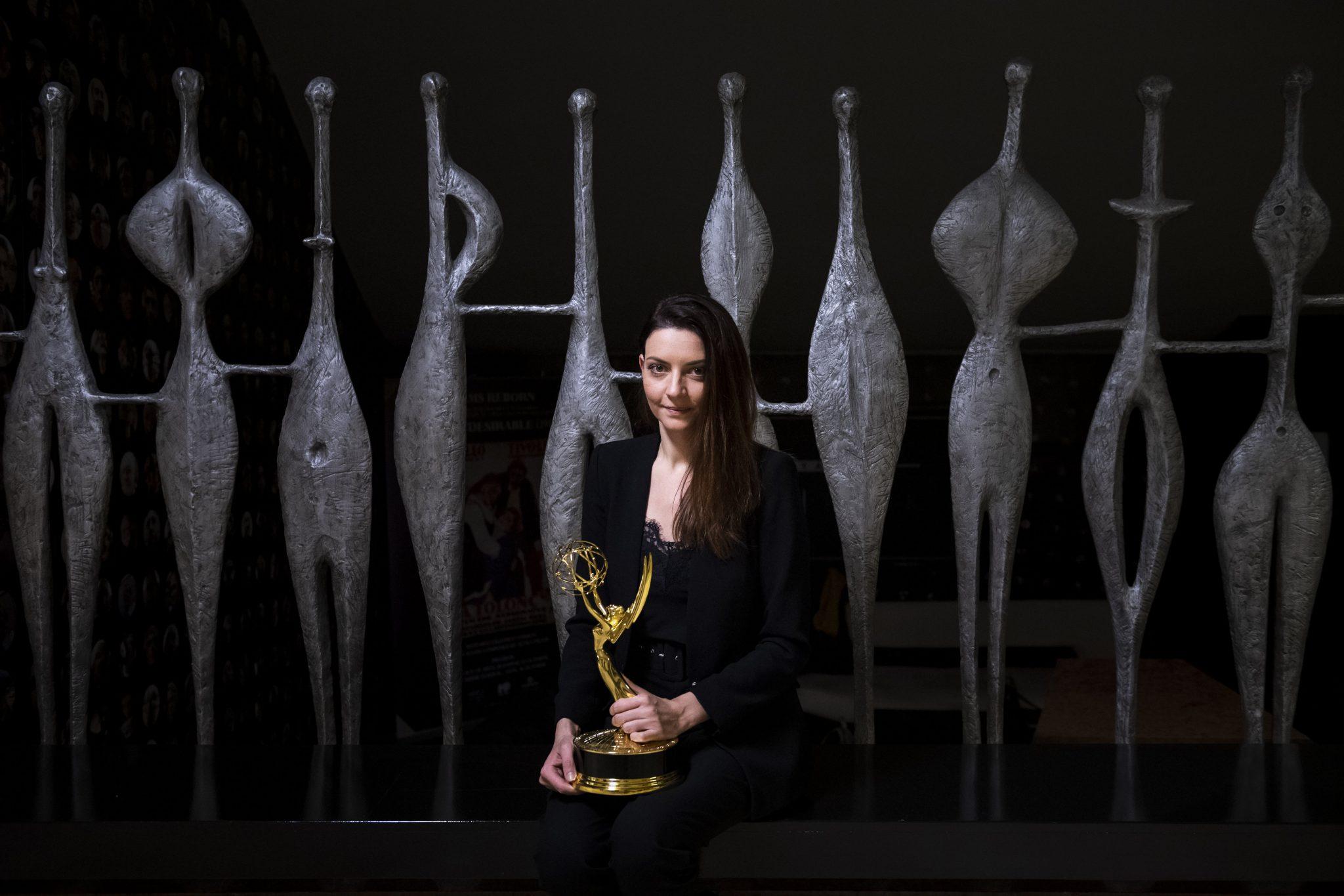 Emmy Winner Marina Gera: