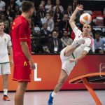 Hungarian-Invented Teqball Targets the Olympics