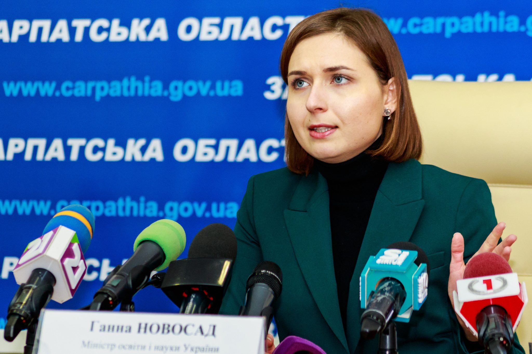 Ukraine's Education Minister: Hungary's Proposals Regarding Minorities' Language Education 'Not Practical' post's picture
