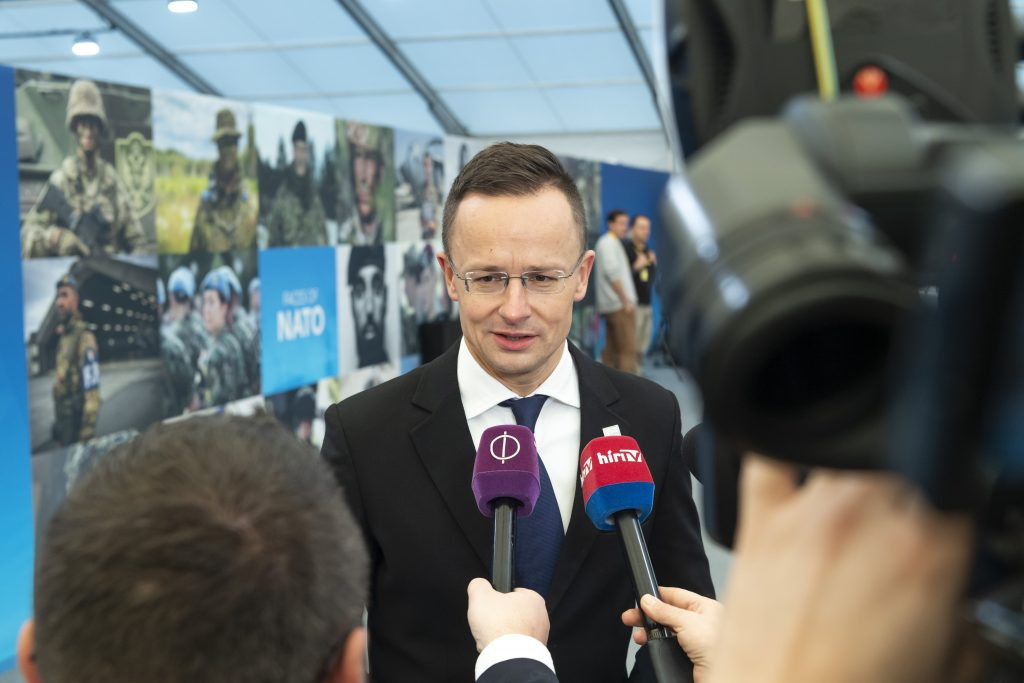 FM Szijjártó: Hungary Slated to Take Over Leadership of NATO's KFOR Operation in Kosovo post's picture