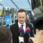 FM Szijjártó: Hungary Slated to Take Over Leadership of NATO's KFOR Operation in Kosovo