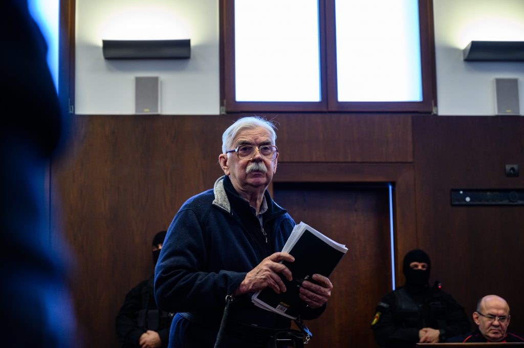 Nationalist Paramilitary Group Founder Sentenced to Life in Prison for Murdering Police Officer post's picture