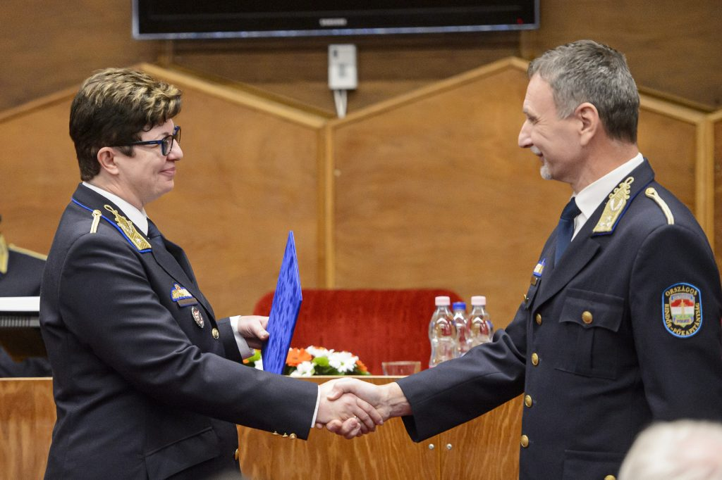 First Female Police Superintendent Appointed in Hungary post's picture