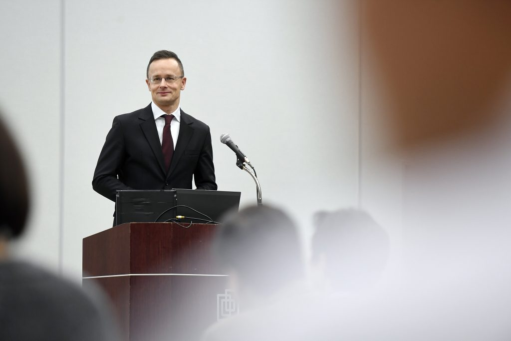 FM Szijjártó: Actions Would Hopefully Follow Zelensky's Gesture post's picture
