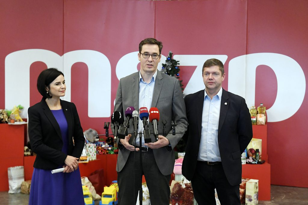 Socialists Back Gergely Karácsony in Opposition Primary post's picture