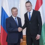 Foreign Minister: Hungary Interested in Long-term Cooperation with Gazprom