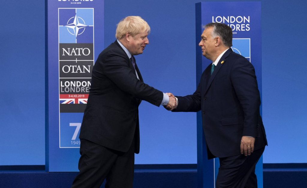 Orbán Ready to Veto a Brexit Deal as well? post's picture