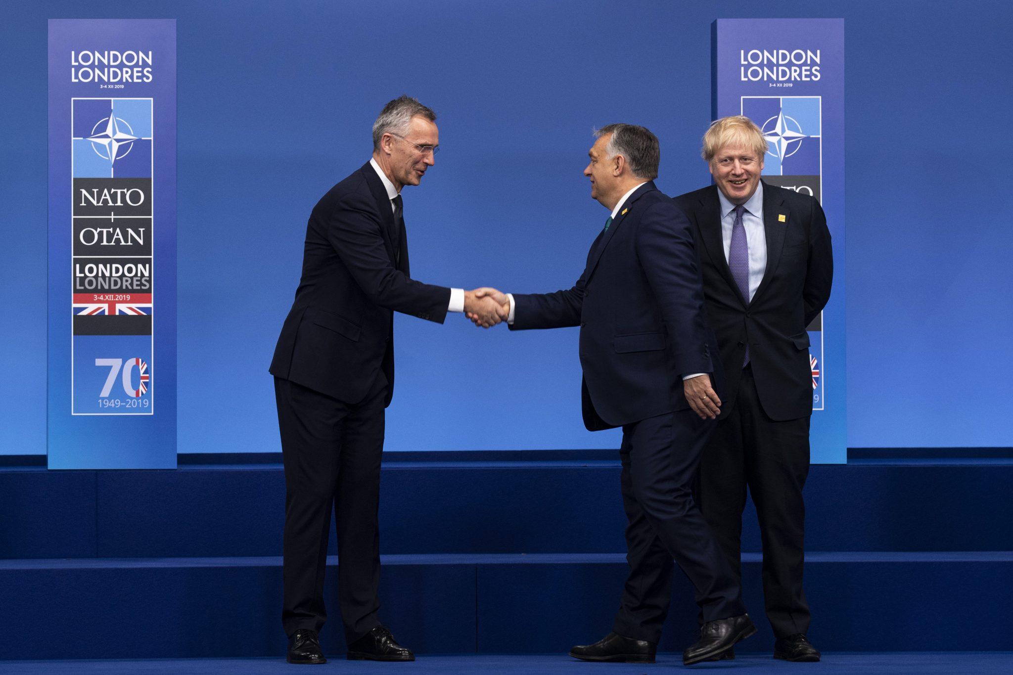 Orbán: NATO's Recognition of Migration as Security Challenge 'Major Step' post's picture