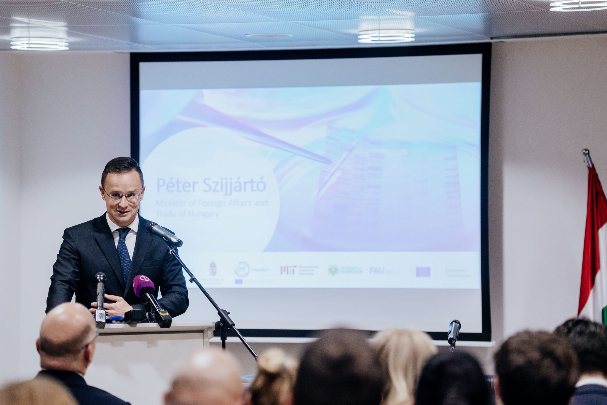 Hungary's Economy Undergoing Paradigm Shift, says Trade Minister post's picture