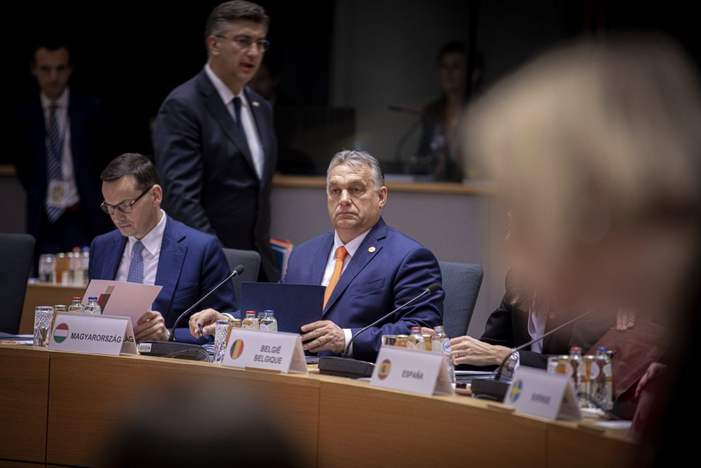 Orbán: 'Poor' EU Countries Mustn't Be Made to Bear Costs of Climate Action post's picture