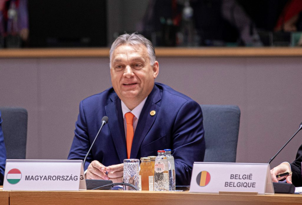 Orbán: EU Climate Summit Success, Poorer Countries and Citizens Mustn't Bear Costs of Fight post's picture