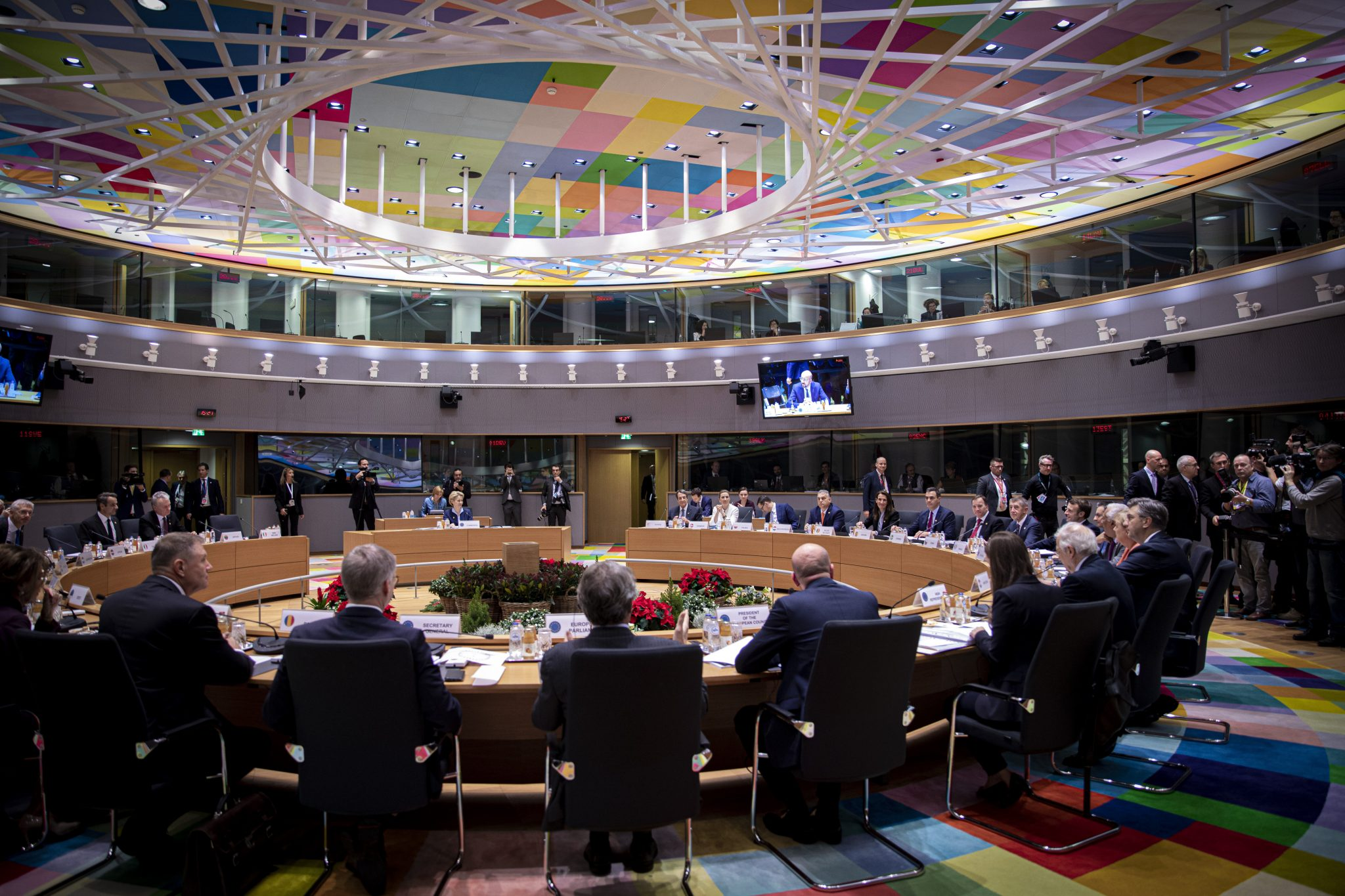 Hungarian Press Roundup: More Debates on EU Rule of Law Conditionality post's picture