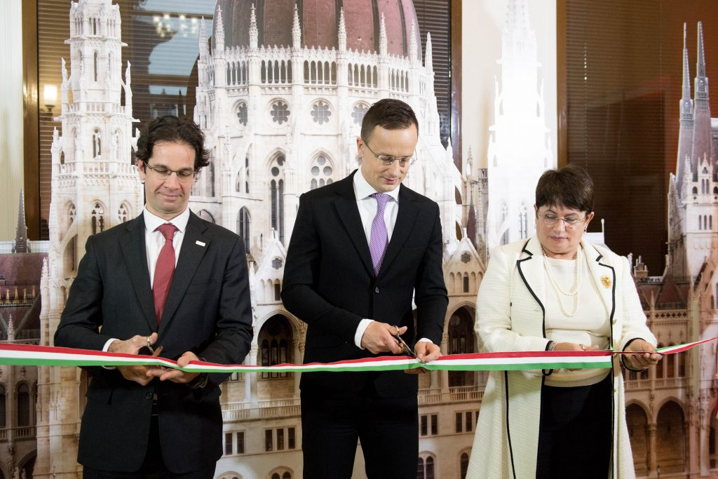 Hungarian Export Promotion Agency Opens Office in Moscow post's picture