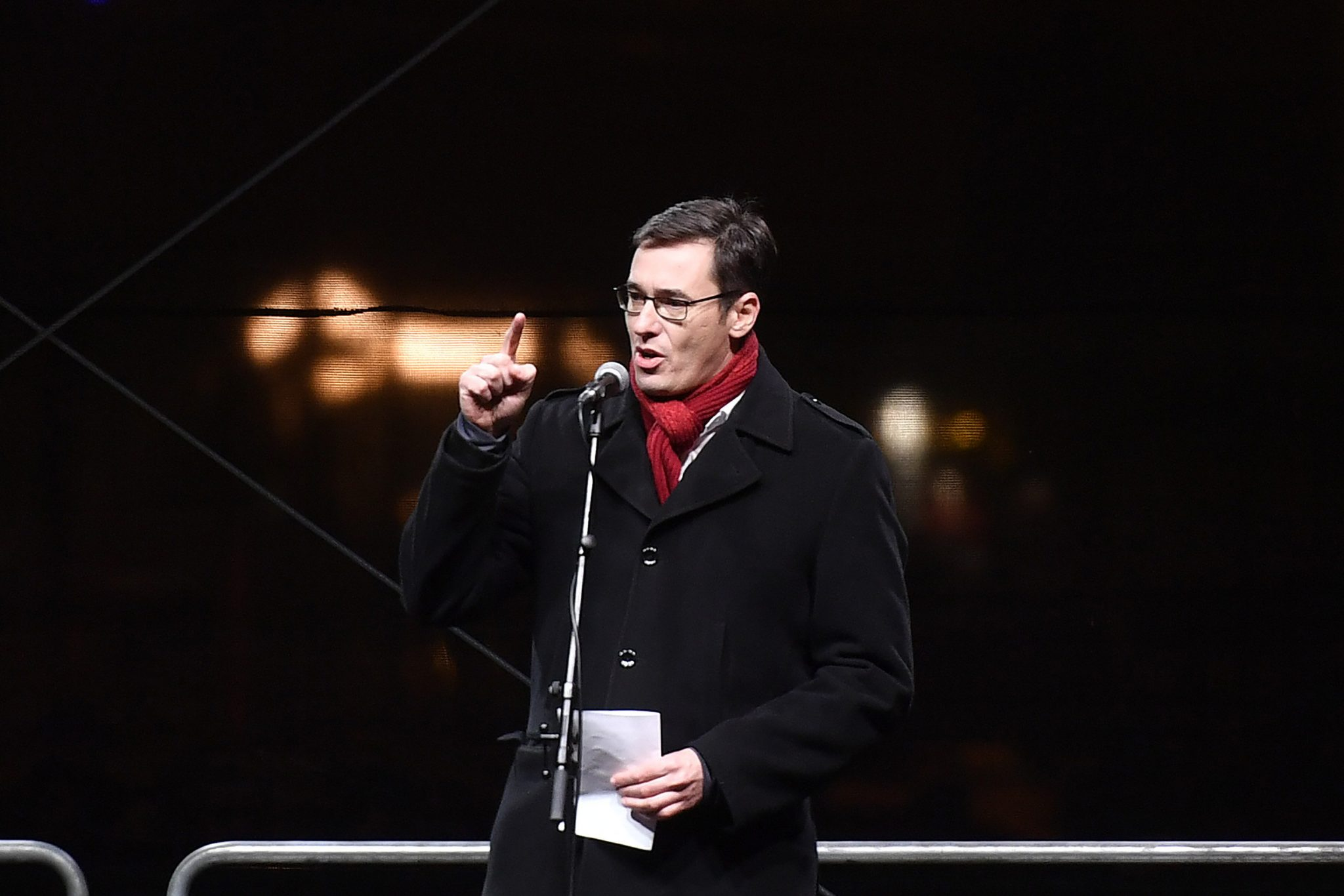 Mayor Karácsony: Budapest Can't Be Defeated