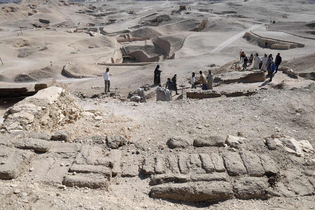 President Áder: Work of Hungarian Archeologists Recognised in Egypt post's picture