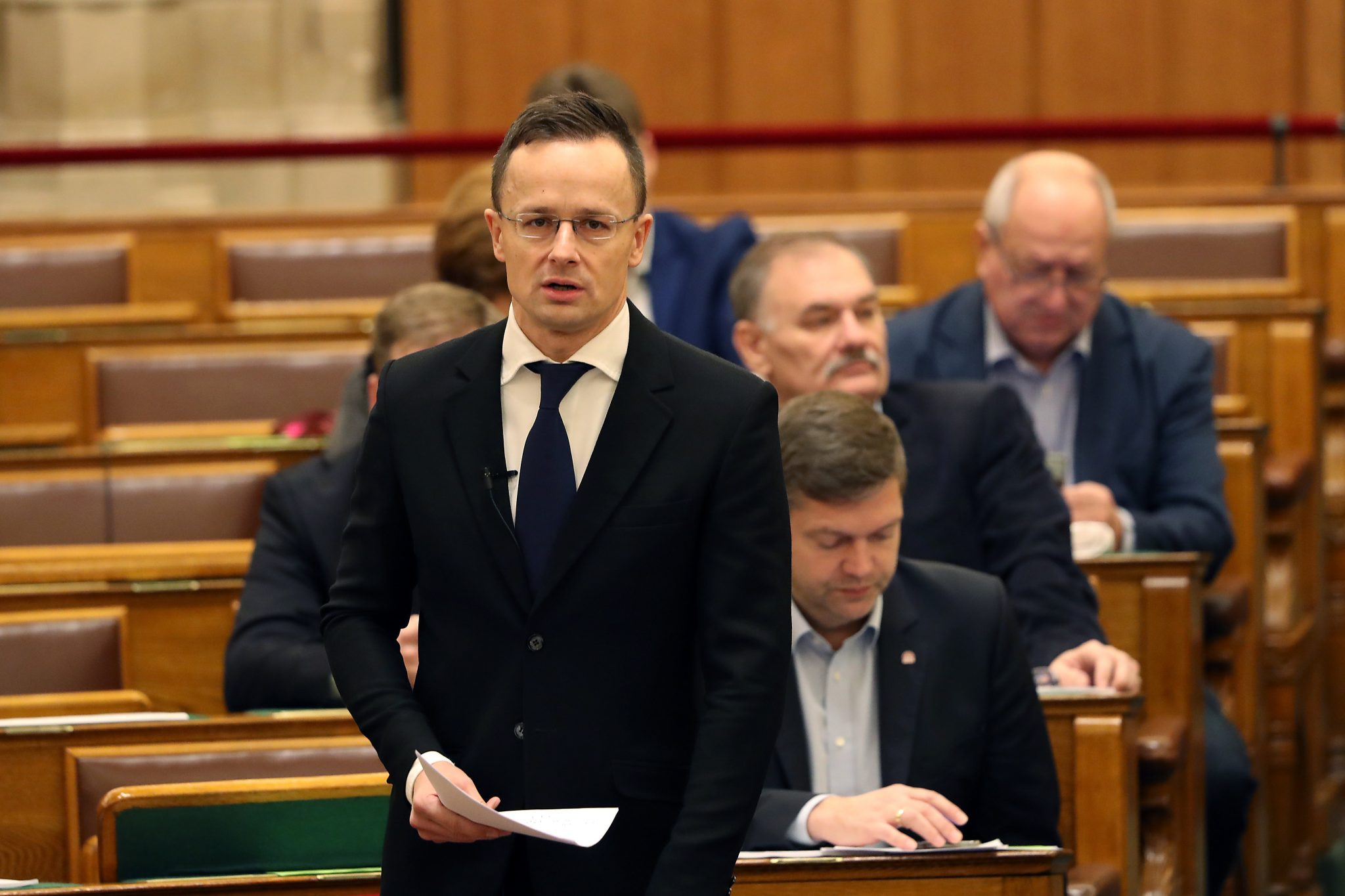 Foreign Minister: Hungary 'Reliable NATO Ally' post's picture