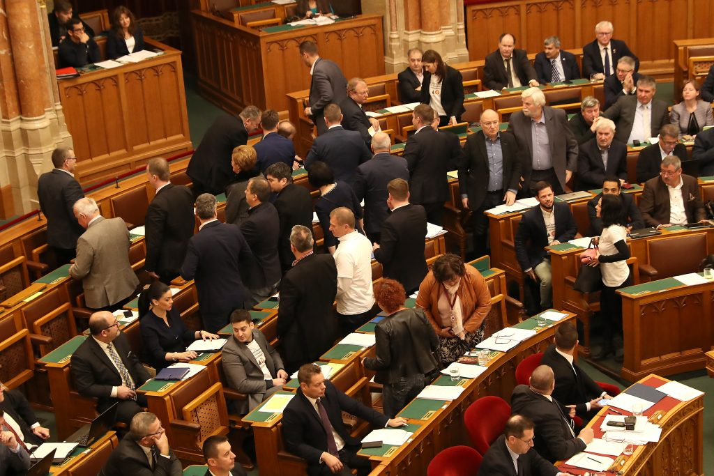 Stricter Fines against MPs Violating House Rules post's picture