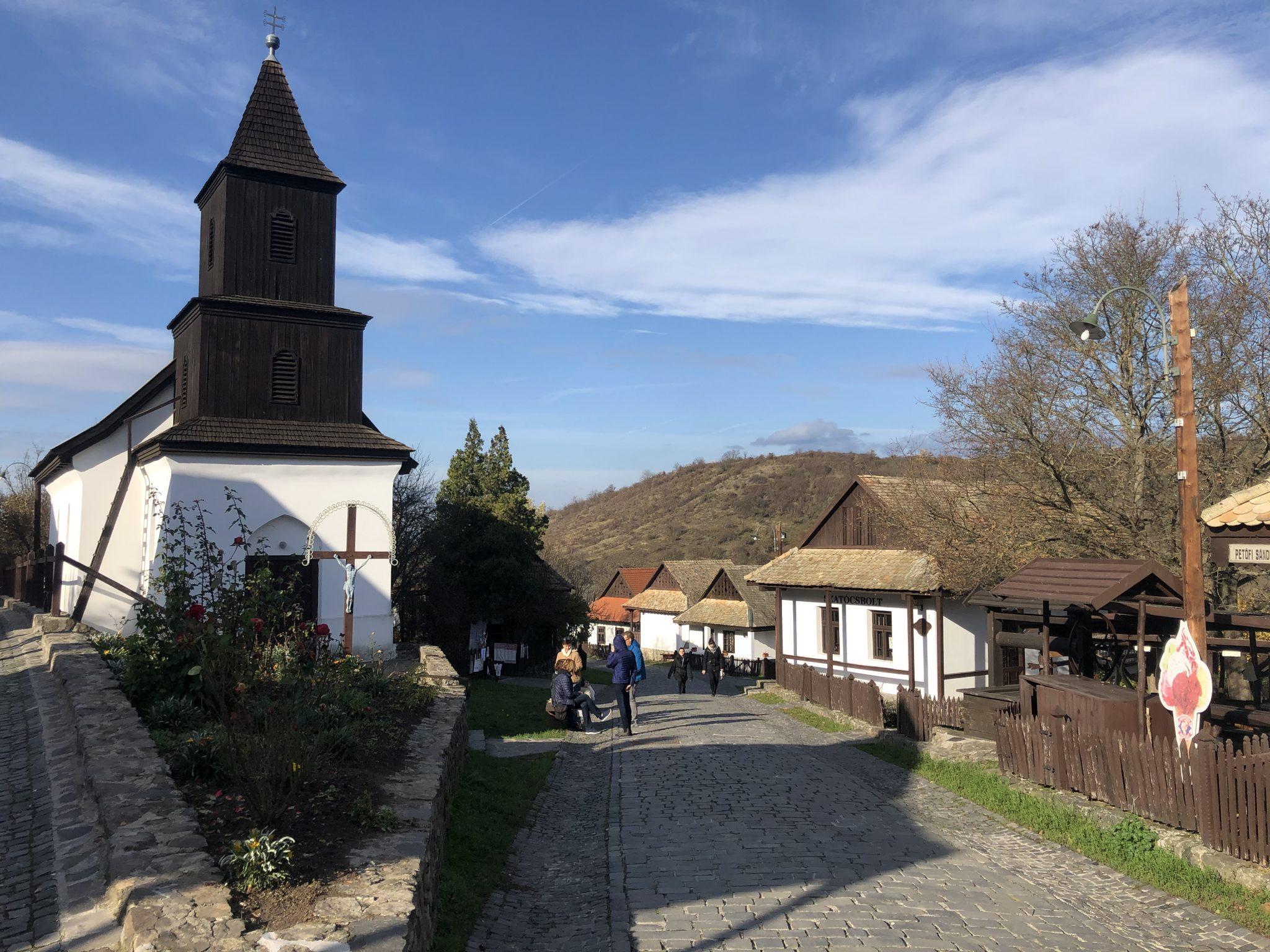 "Hollókő, the ""Living Village"" post's picture"