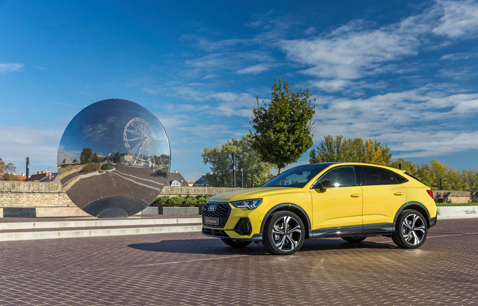 Audi Hungaria Starts Serial Production of Mild-hybrid E-vehicles post's picture