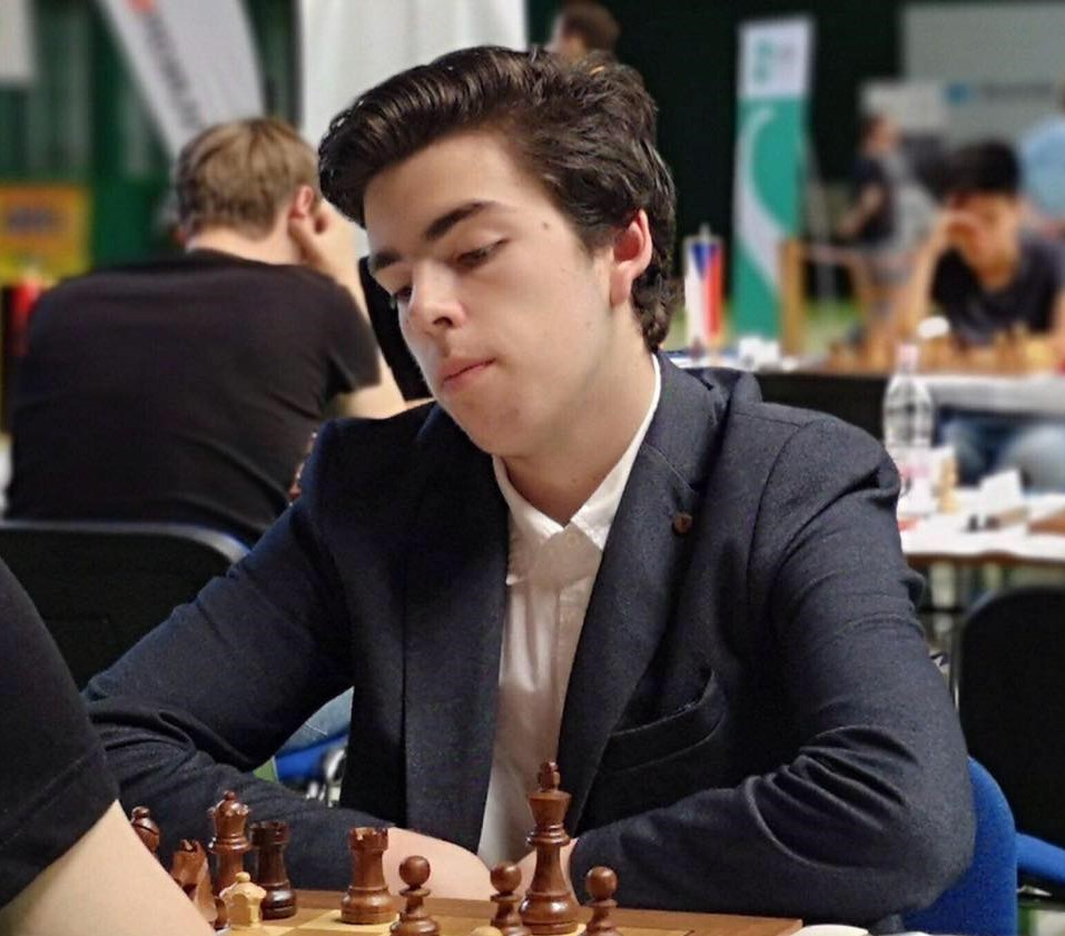 Youngest Hungarian Chess Grand-master Wins U-18 Blitz Chess European Championship post's picture