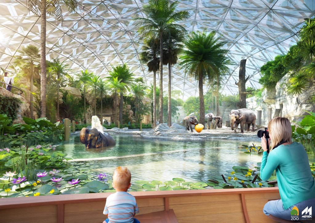 Pannon Park Biodome Set to Open in 2021 post's picture