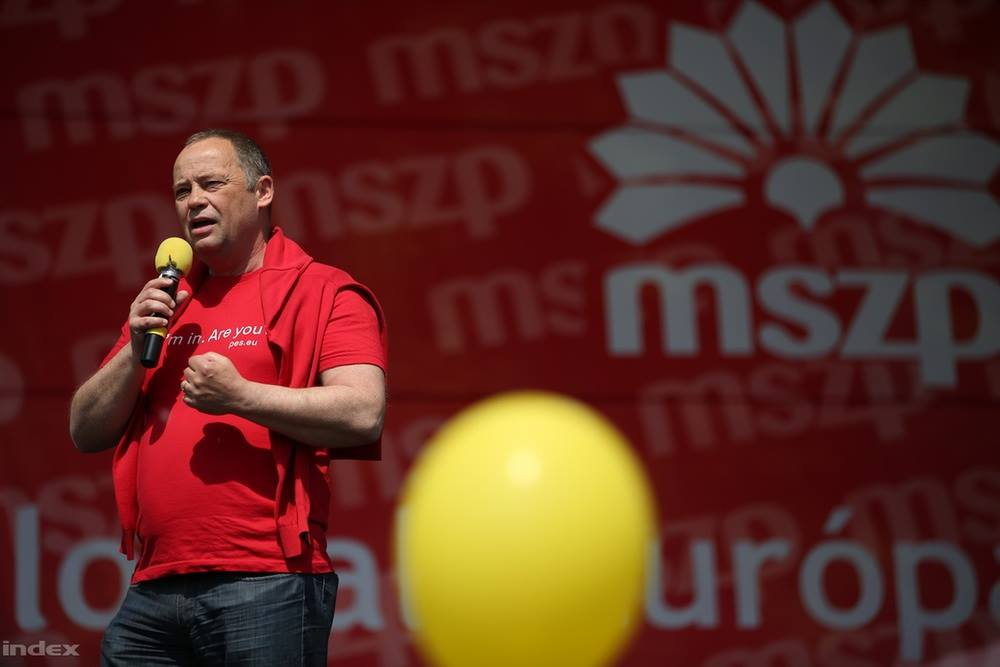 Iconic Socialist Politician Szanyi Quits MSZP post's picture