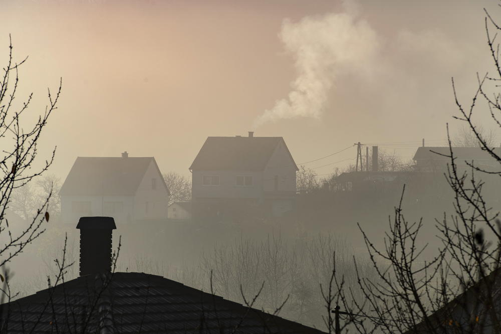 Several Hungarian Cities Hit by Poor Air Quality post's picture