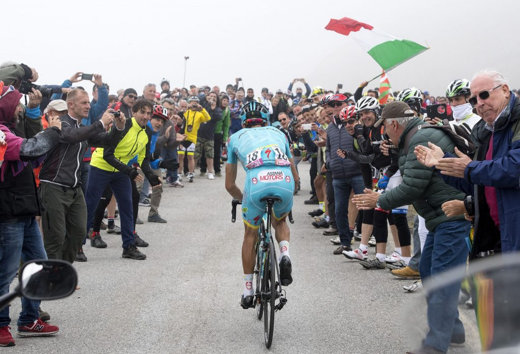 Budapest Reluctant to Give Any Money for the Giro d'Italia post's picture