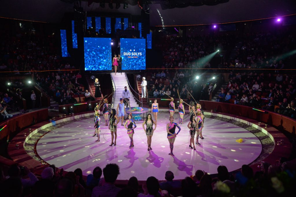 13th Annual Budapest International Circus Festival to Open post's picture