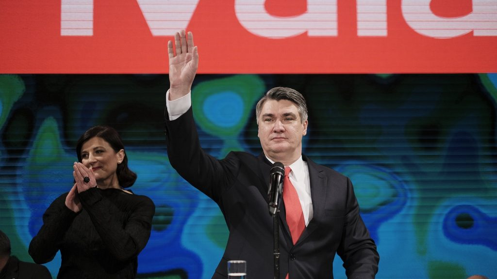 Hungary-Croatia Relations after Election of Orbán-critic New President Milanovic post's picture