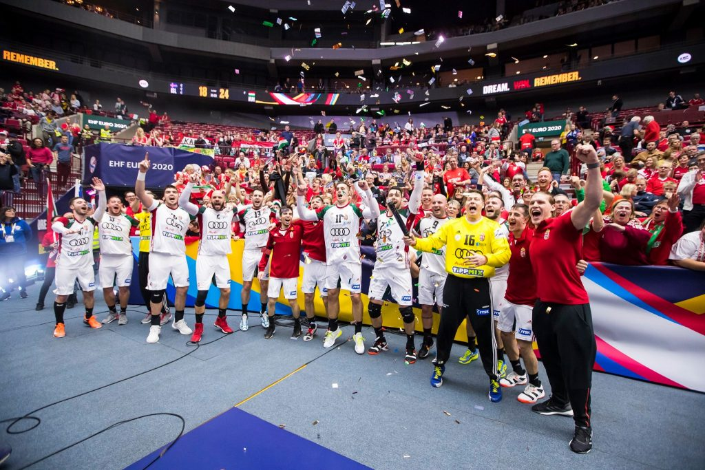 Hungarian Handball Team Lands in Euro 2020 Main Round With Sensational Victory post's picture