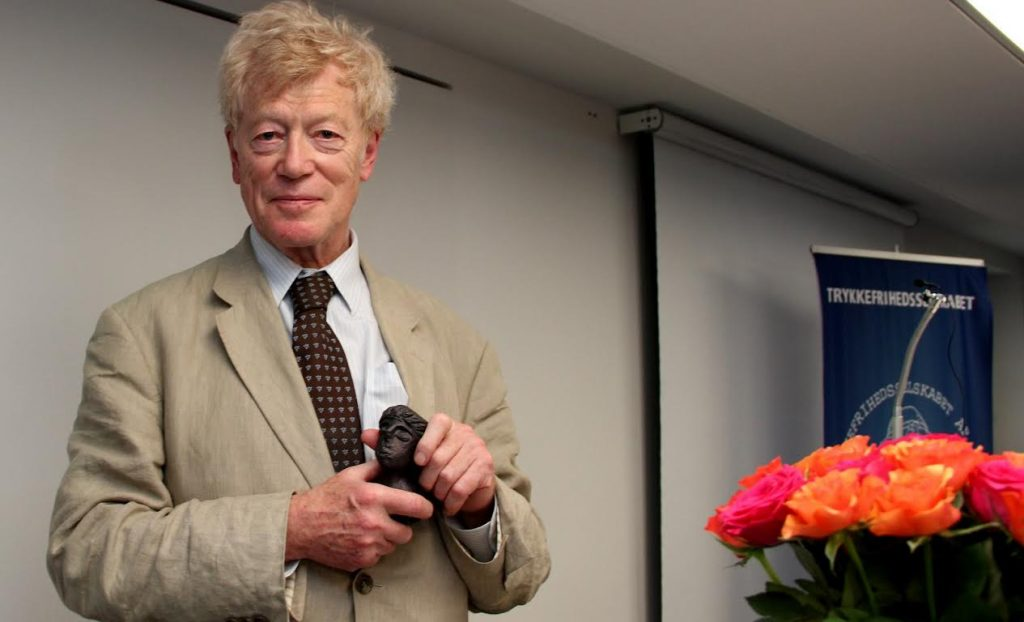 'Loyal Friend of Freedom-Loving Hungarians' Sir Roger Scruton Dies post's picture