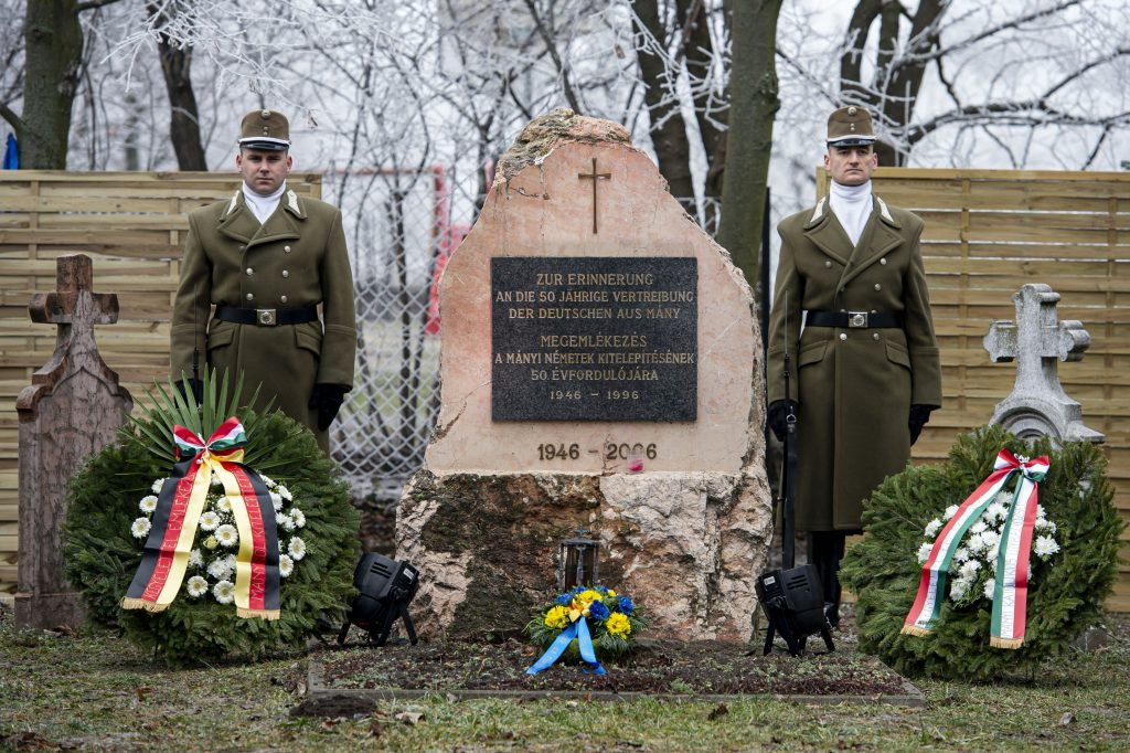Ethnic Germans Deported after WW2 Commemorated post's picture
